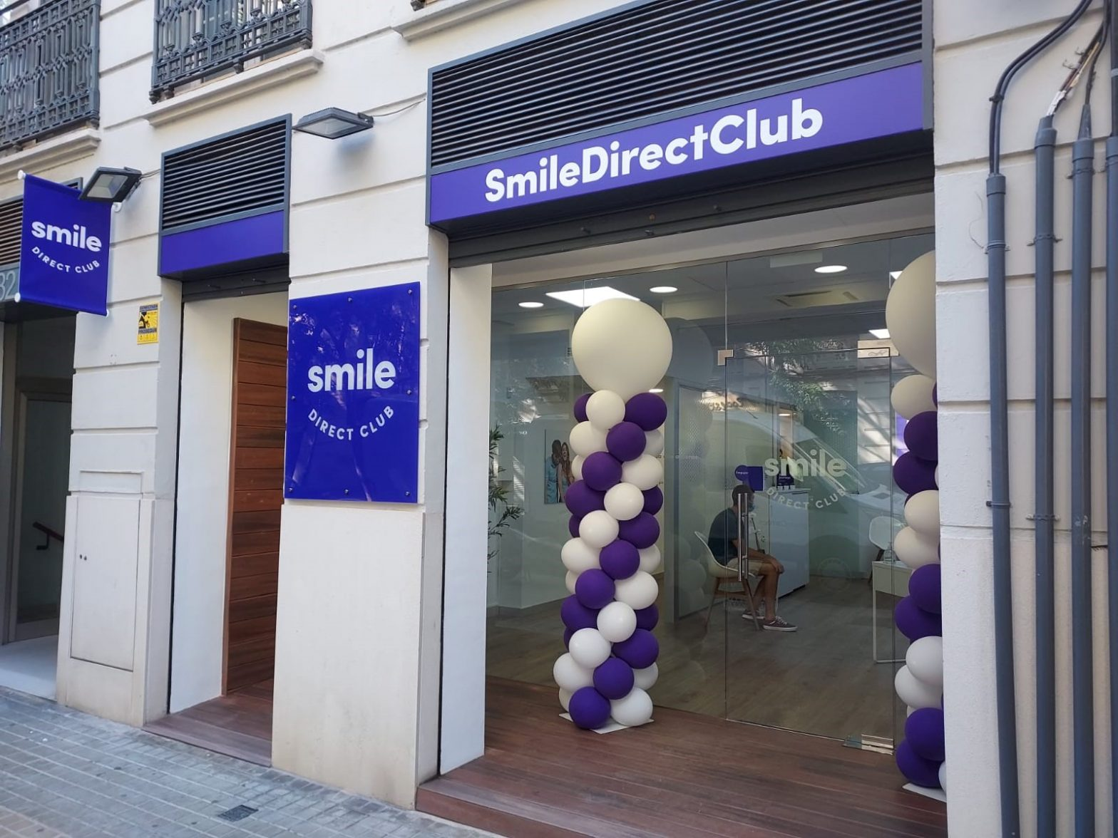 SmileDirectClub tienda Valencia