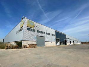 Maxcolchon alquila una nave industrial de Galil Capital en Valencia